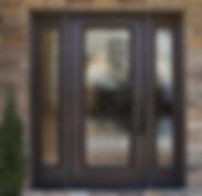 Horan Door Installation Entry