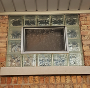 Chicago Glass Block Vent Replacement