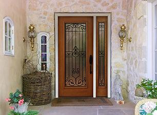 Chicago Fiberglass Entry Door Provia Heritage