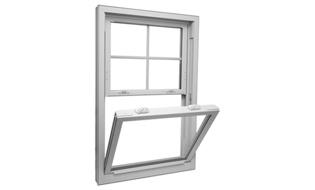 vinyl window double hung