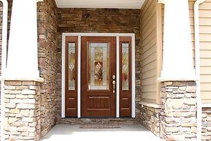 Chicago Fiberglass Entry Door Provia Signe