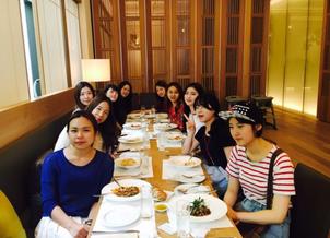 여성멤버 모임