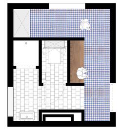 2009-Architectenbureau KNAP-White Cube-Plan