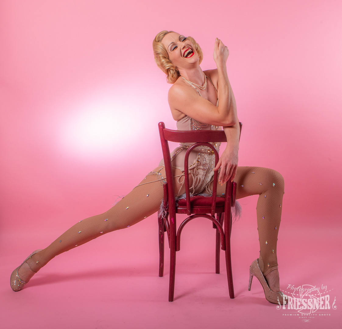 Ulrike Storch - Pretty in Pink