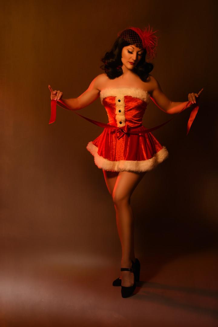 Ulrike Storch - Miss Santa