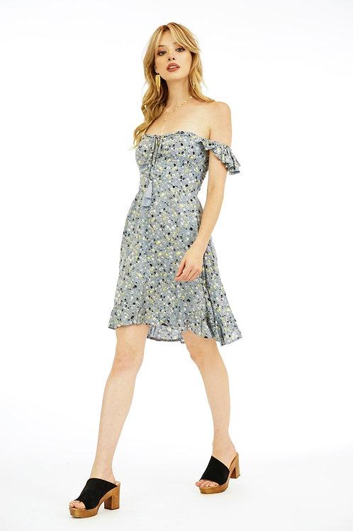 Tiare Hawaii Oasis short dress