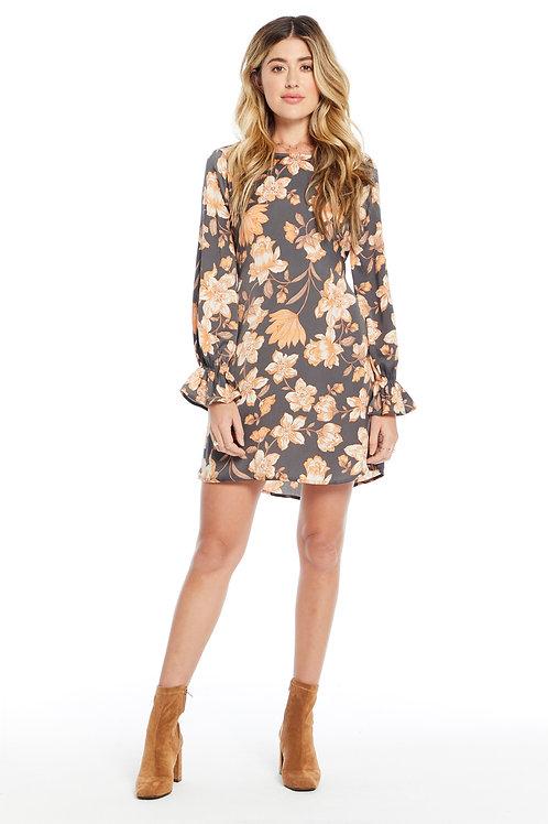Ryder Mini Dress- Morning Blosson