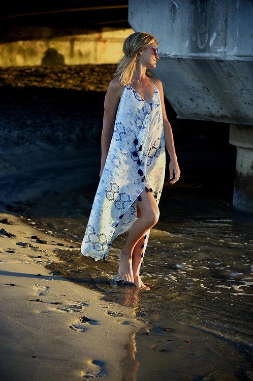 Cosmic Drama Maxi Dress by Subtle Luxury