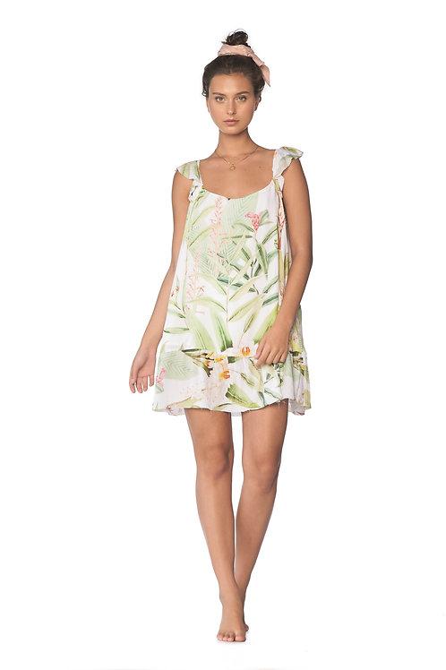 Silent Vegflor Sweet-tea dress