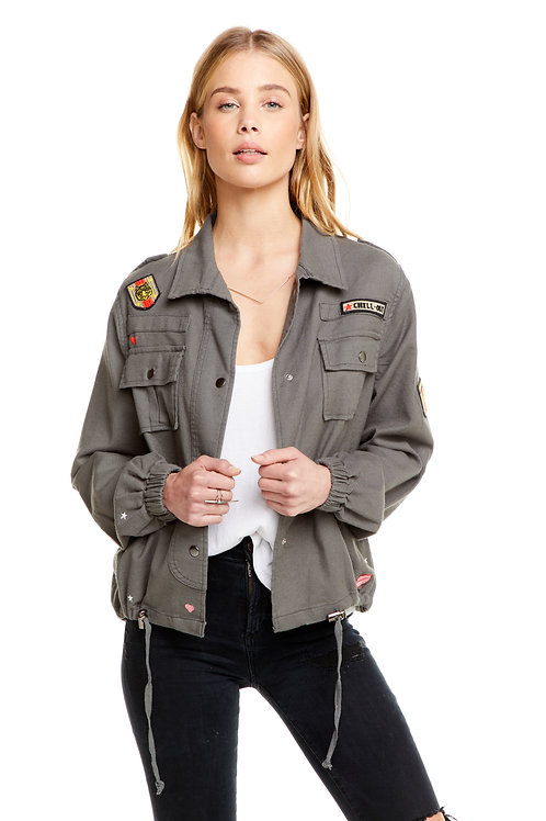 Military jacket by Chaser