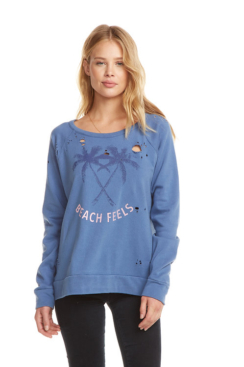 Chaser: Beach Feels Sweatshirt