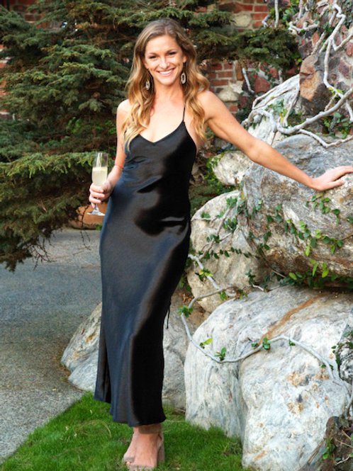 Black Party Dress: If by sea