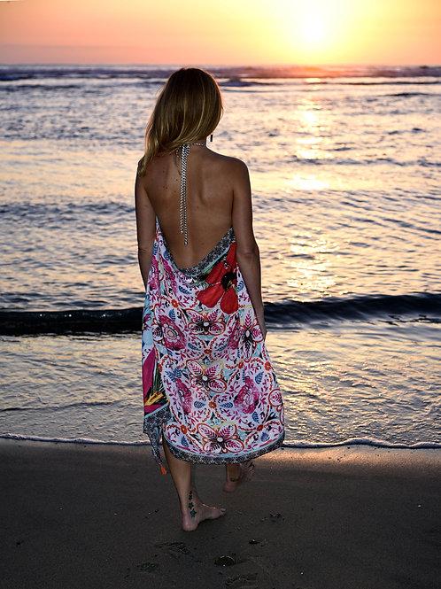 Vivid Paradise Maxi Dress by Subtle Luxury