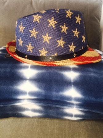 Stars & Stripes Fedora