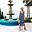 Thumbnail: Satellite Dress by Aila Blue: diamond