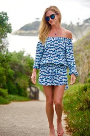West indies Dress: island gum
