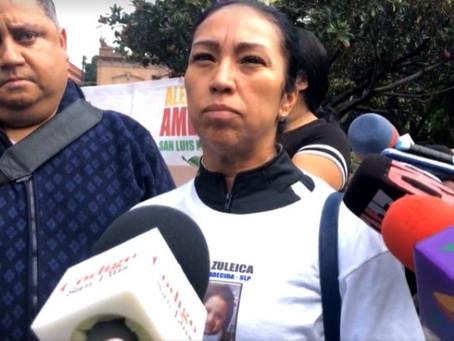 Madre de Zoé viajará a Veracruz para descartar si la menor resguardada es su hija.