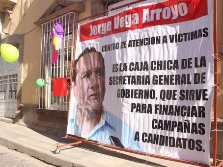 Renuncia Jorge Vega a la CEEAV