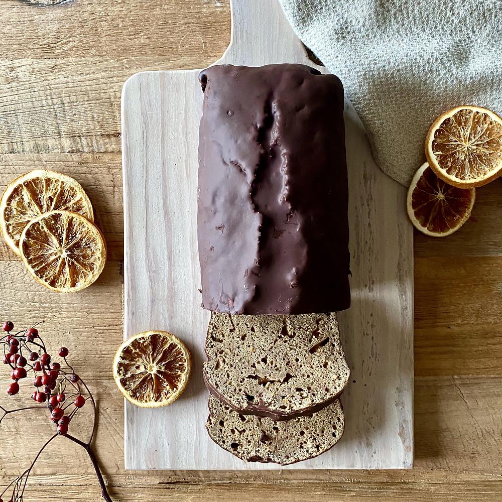 Orange, Zimt und Kardamom: Dieser vegane Kuchen ist perfekt für Weihnachten