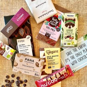 Die beste vegane Schokolade