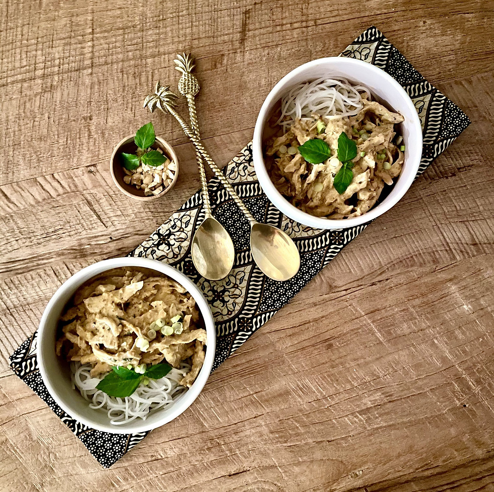 Diese vegane Gericht ist super schnell zubereitet und unfassbar lecker!