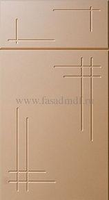 Купить дверцы на кухонные шкафы из МДФ, под пленкой ПВХ