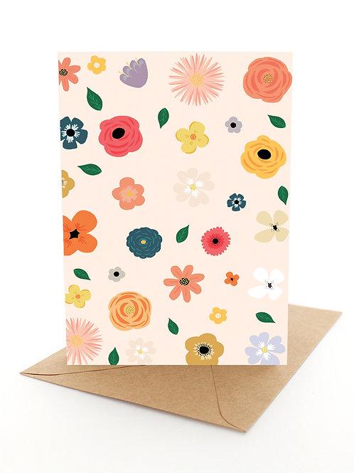 Floral Scatter