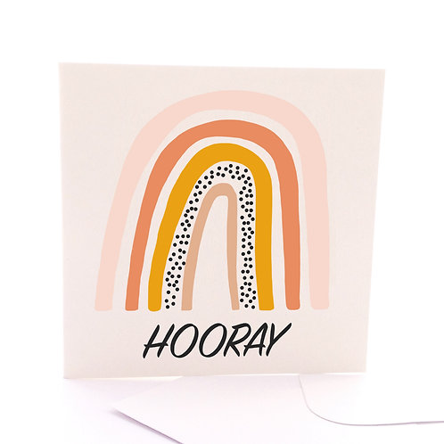 Hooray Rainbow