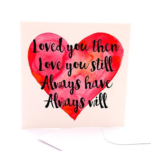 True Love Anniversary