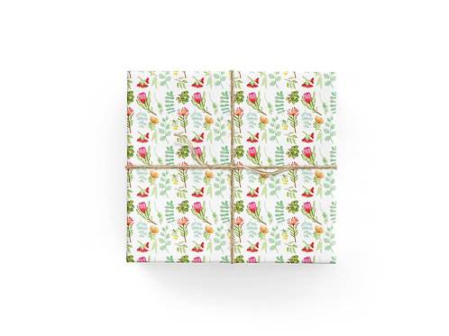 Wrapping Paper - The Wildflowers