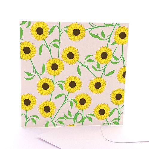 Sunflower Scatter
