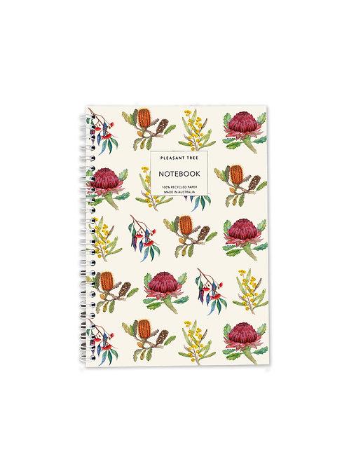 A5 Spiral Notebook - Native Gallery