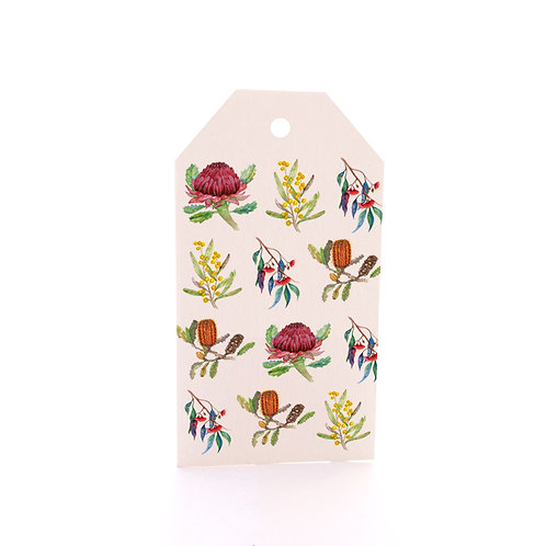 Gift Tag 6 pack - Native Gallery