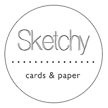 Sketchy cards & paper
