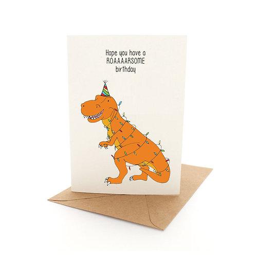 Punny Dino