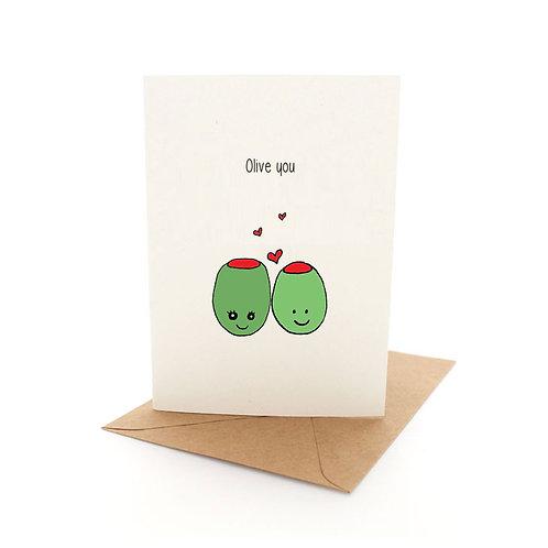 Punny Olives