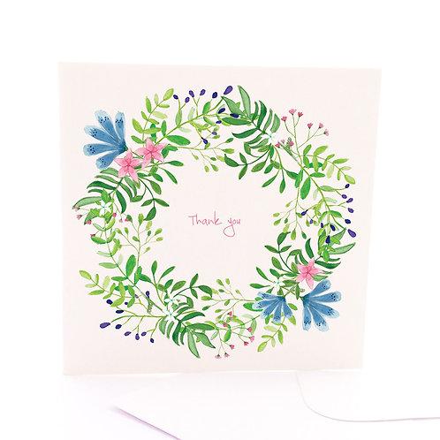 Thankyou Wreath