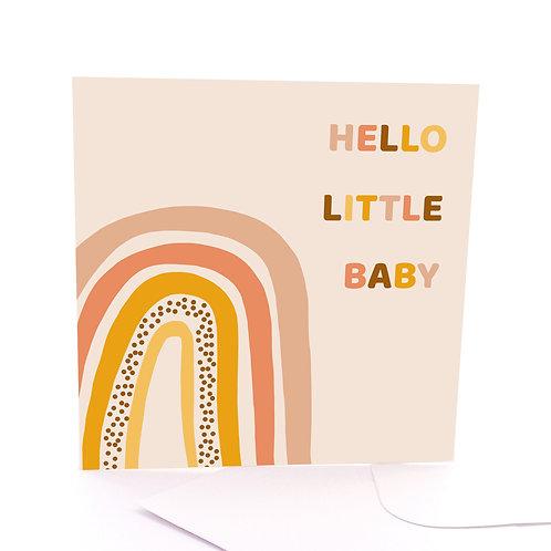 Hello Little Baby