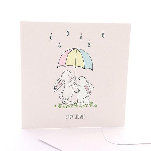 Bunny Shower