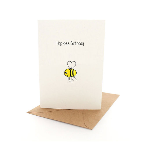 Punny Bee