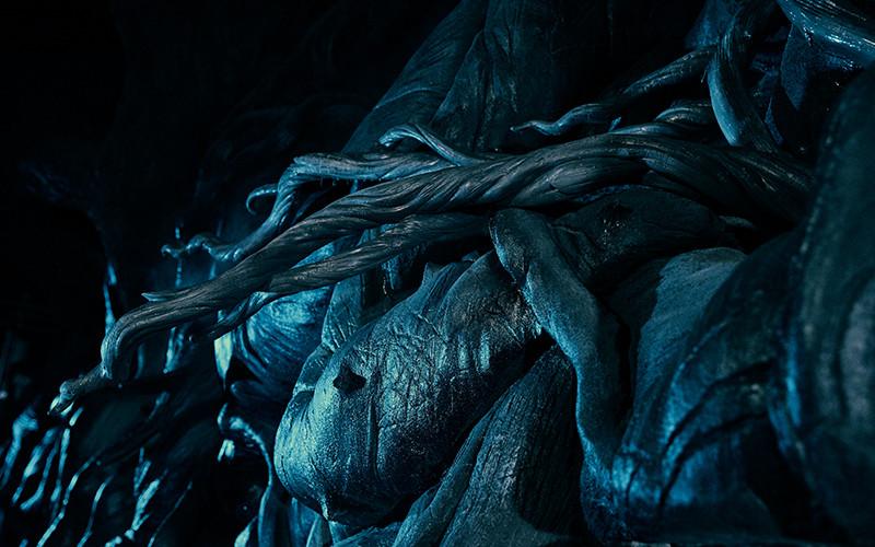 Visgo do Diabo Hagrid's Magical Creatures Motorbike Adventure