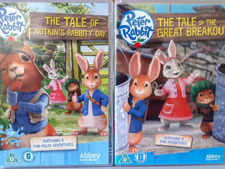 Love Peter Rabbit!