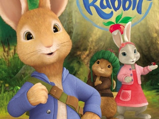 Peter Rabbit - BAFTA Nomination!
