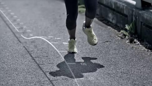 """""""Olympic Runner"""""""
