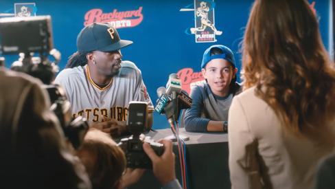 "Major League Baseball | ""Backyard Sonic Boom"""