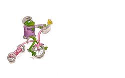 RF p30 - frog