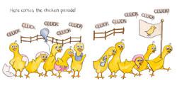 CP - 11-12 chicks