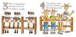 CP 3-4 sheep-goat