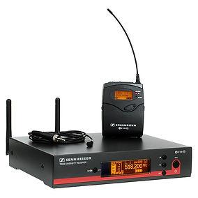 Wireless Lavaliere Microphone