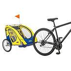 Bicycle Trailer Rental